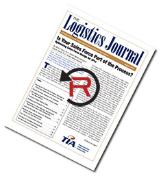 logistics journal article
